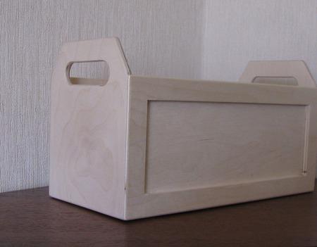 Ящик для цветов ручной работы на заказ
