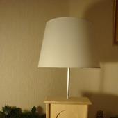 Настольная лампа - часы заготовка для декорирования