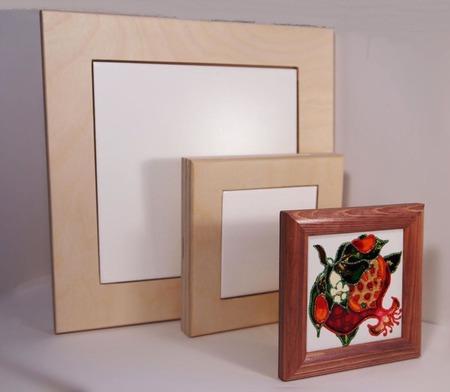 Деревянная рамка для декорирования малая (большая) ручной работы на заказ