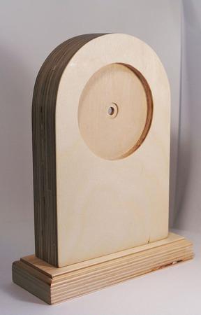 Часы настольные (заготовка) ручной работы на заказ