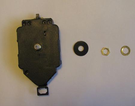 Механизм для часов с маятником ручной работы на заказ