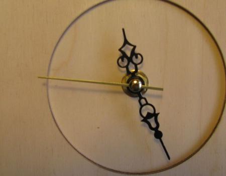 Стрелки для часов ручной работы на заказ
