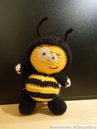 Пчёлка Мая ручной работы на заказ