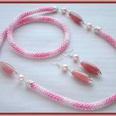 Комплект Розовый фламинго