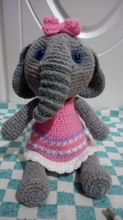 Слоняшка ручной работы на заказ