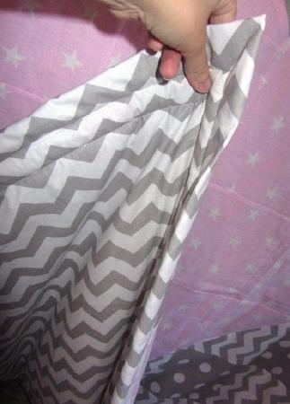 Лоскутное одеяло Сердце ручной работы на заказ