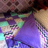 Детское одеяло, комплект постельное белье