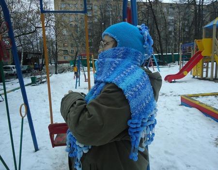 """Комплект """"Бабушкин каприз"""" ручной работы на заказ"""