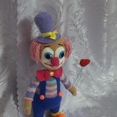 Клоун Степка