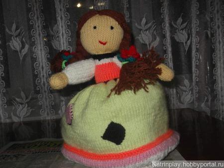 Кукла - перевертыш ручной работы на заказ