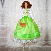 Кукла Тильда «Весна»