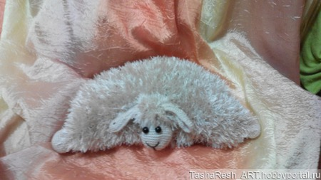 Игрушкка-подушка ручной работы на заказ