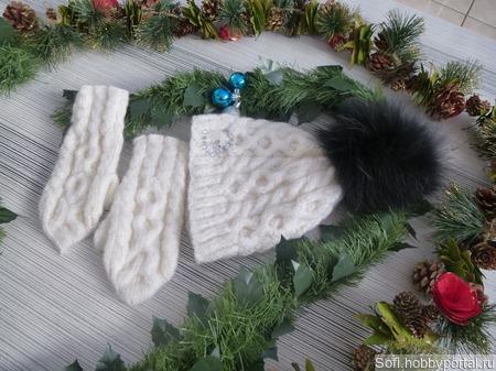 Снежинка ручной работы на заказ
