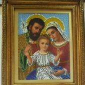 фото: Картины и панно (икона с паспарту)