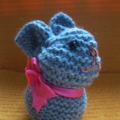 Кролик спицами