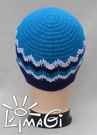 """Кепка """"Кай"""" - описание вязания ручной работы на заказ"""