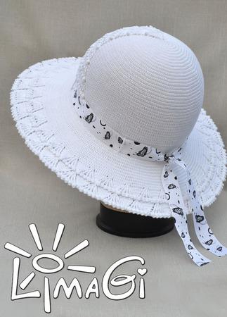 """Шляпа """"Молитва"""" - описание вязания ручной работы на заказ"""