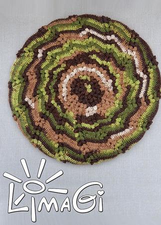 """Берет """"Древесный"""" - описание вязания ручной работы на заказ"""