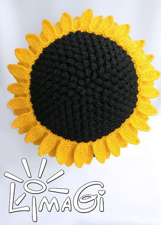 """Берет """"Солнечные семечки"""" - описание вязания ручной работы на заказ"""