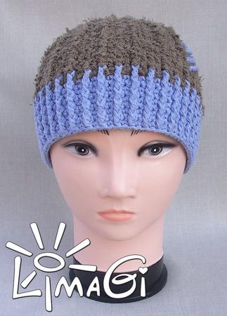 """Шапочка """"Так просто"""" - описание вязания ручной работы на заказ"""
