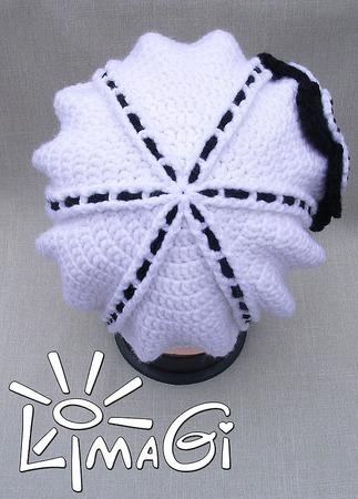 """Беретка """"Маргарет"""" - описание вязания ручной работы на заказ"""