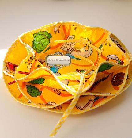 Пасхальница текстильная ручной работы на заказ