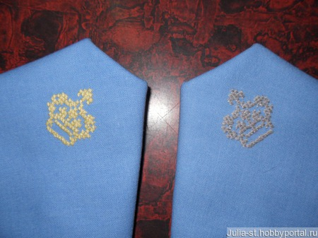 """Носовые платочки """"Император"""" мужские ручной работы на заказ"""