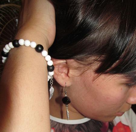Серьги и браслеты ручной работы на заказ