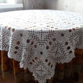 Скатерть на стол прямоугольная