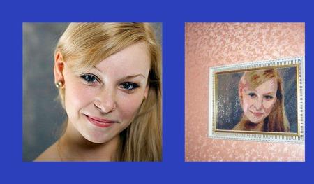 Алмазная картина по вашему фото ручной работы на заказ