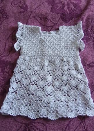 Платье для маленькой принцессы. ручной работы на заказ