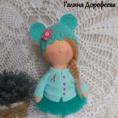 Кукла в стиле Минни