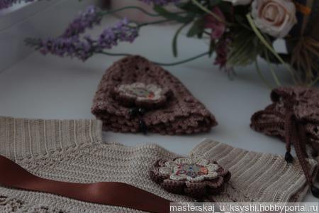 Костюм Три шоколада ручной работы на заказ