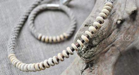 Бохо-чокер (унисекс) ручной работы на заказ