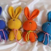 Радужные зайцы