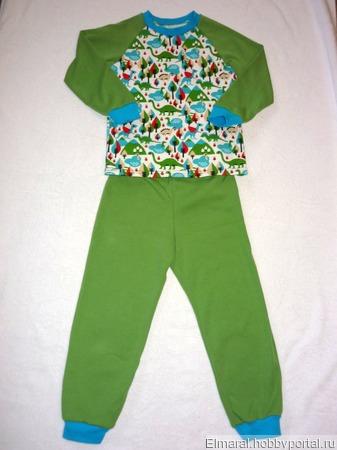 Пижамы ручной работы на заказ