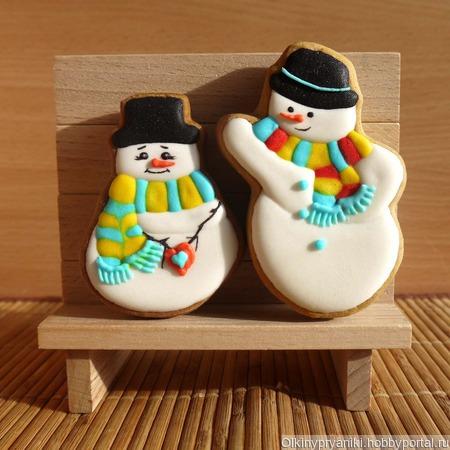 Снеговички ручной работы на заказ