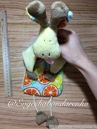 Комфортер Жирафик ручной работы на заказ