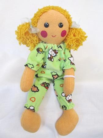 Кукла-озорница ручной работы на заказ