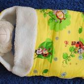 Конверт для новорожденного Пчёлки
