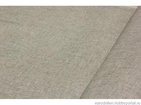 Ткань льняная ручной работы на заказ