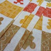 Ткань декоративная для пледов и одеял