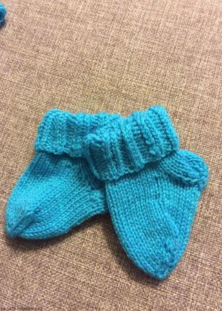 Набор для новорожденного 2 ручной работы на заказ