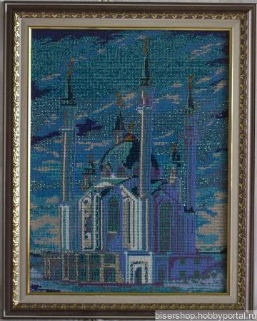 Мечеть Кул-Шариф ручной работы на заказ