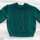 Короткий свитер Маша