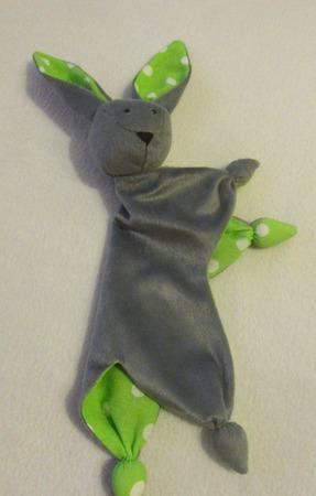 Сплюшка комфортер заяц Куски ручной работы на заказ