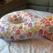 Подушка для беременных на все тело