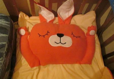 Спальник в кроватку ручной работы на заказ