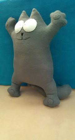Кот Саймона ручной работы на заказ