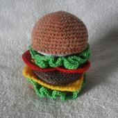Гамбургер по МК Дарьи Никулиной